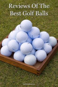 We review the best golf balls on the market
