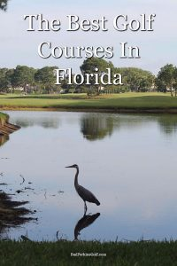 Picture of Ponte Vedra Beach, one of the best golf courses in Florida