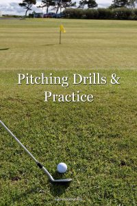 Golf pitching drills