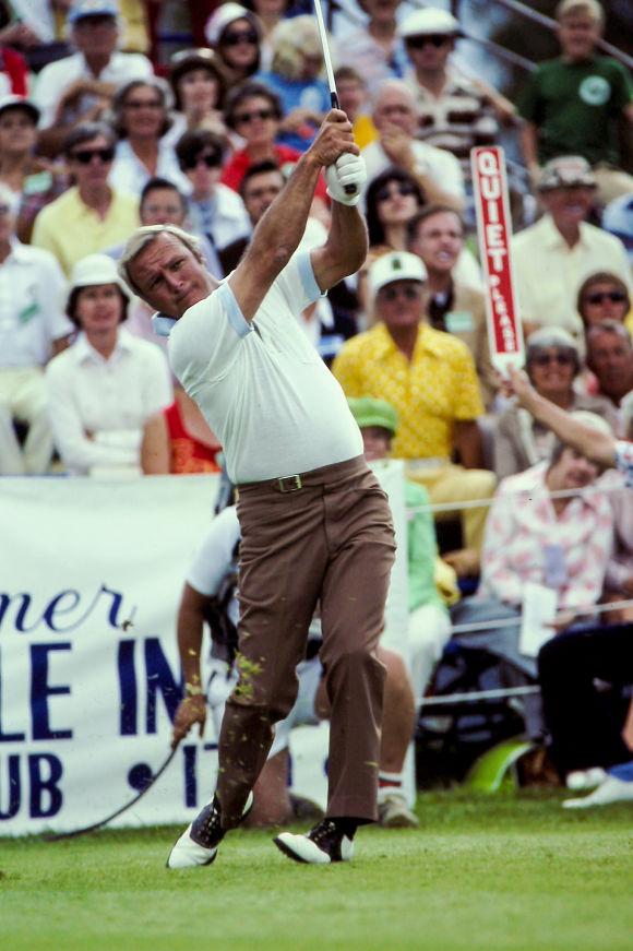 The King - Arnold Palmer biography