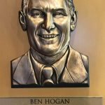 A biography of Ben Hogan, one of the greatest golfers