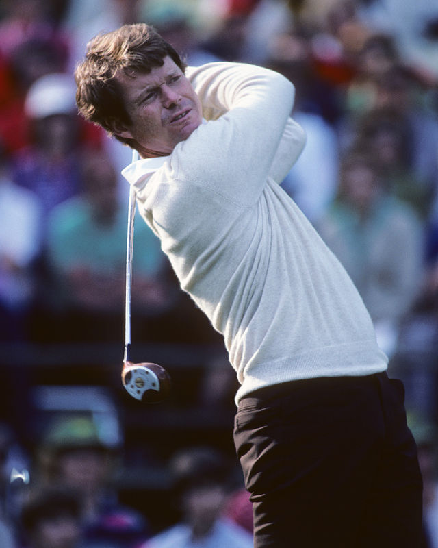 Biography of Tom Watson, one of the greatest golfers ever