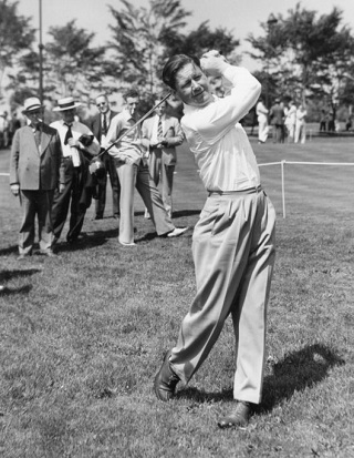 A biography of Byron Nelson, one of golf's greatest ever players
