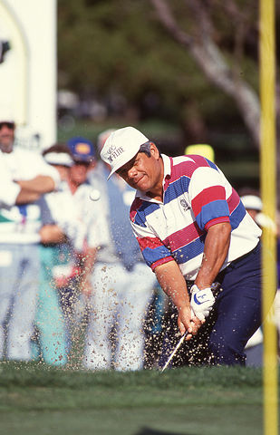 A biography of Lee Trevino, one of golf's greatest ever players